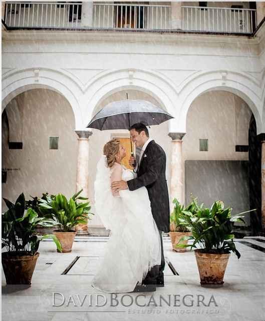 Foto paraguas