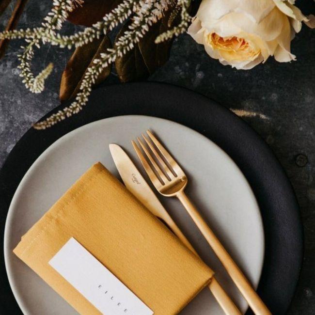 Banquete estilo industrial 7