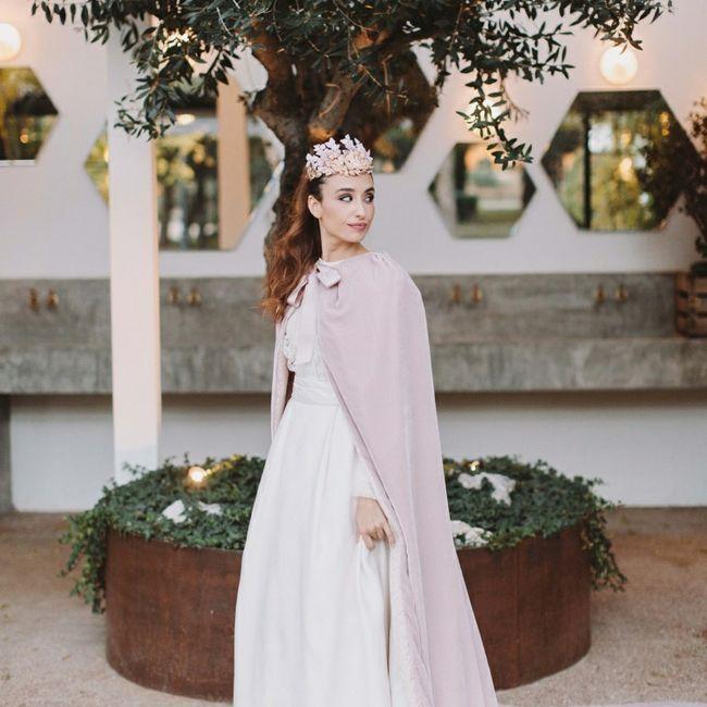 Capas de novia 10