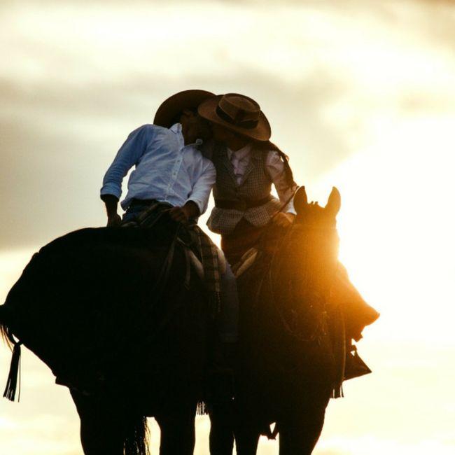Preboda a caballo 🐎 2
