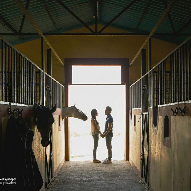 Preboda a caballo 🐎 7