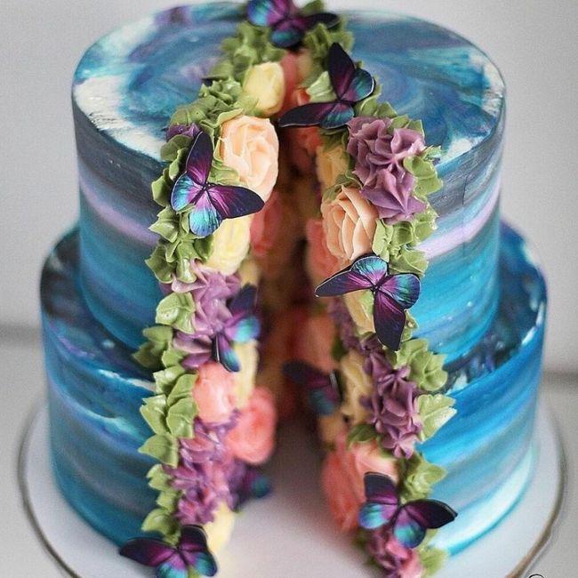 Que os parece esta tarta!? 😋 1