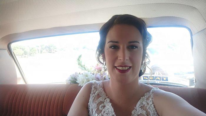 Nuestros peinados y maquillajes de novia 1