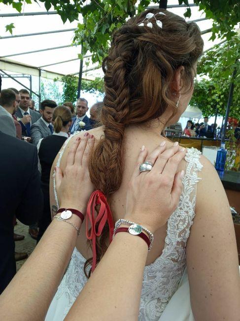 Nuestros peinados y maquillajes de novia 2