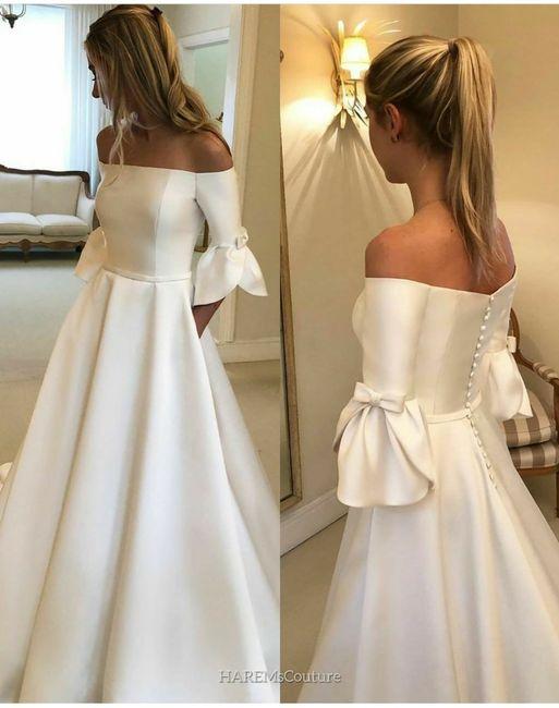 Elije un vestido 👰🏻 6