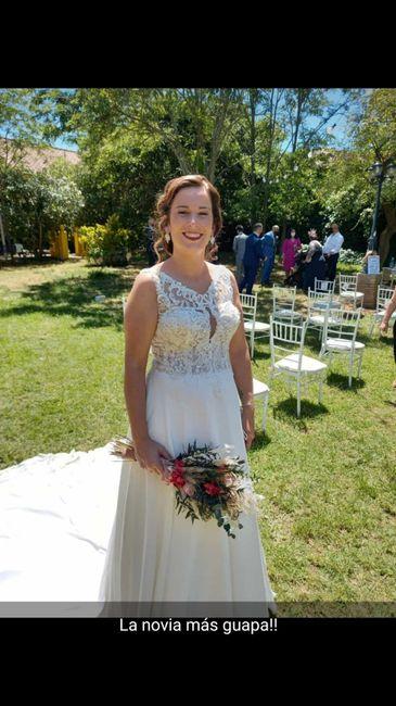 Inseguridad pre-boda 5