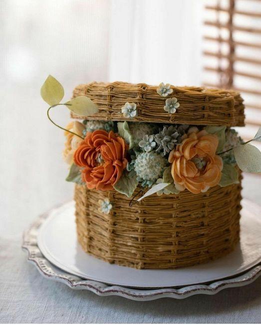 Esta tarta: ¿Sí o No? 1
