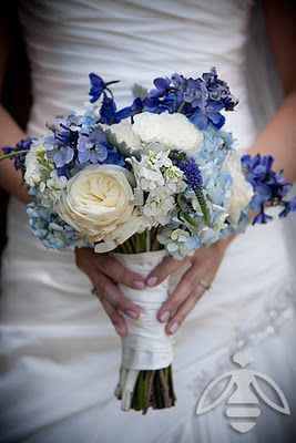 Boda en tonos azules 💙 - 3