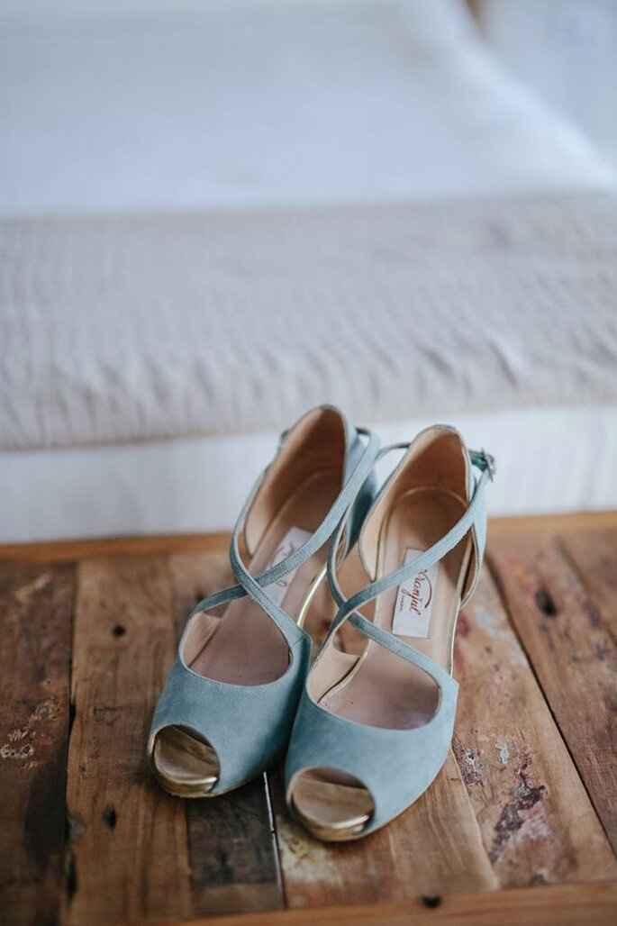 Boda en tonos azules 💙 - 5