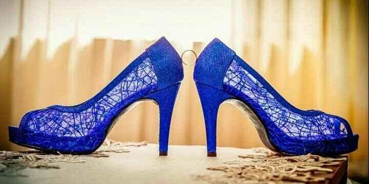 Boda en tonos azules 💙 - 6