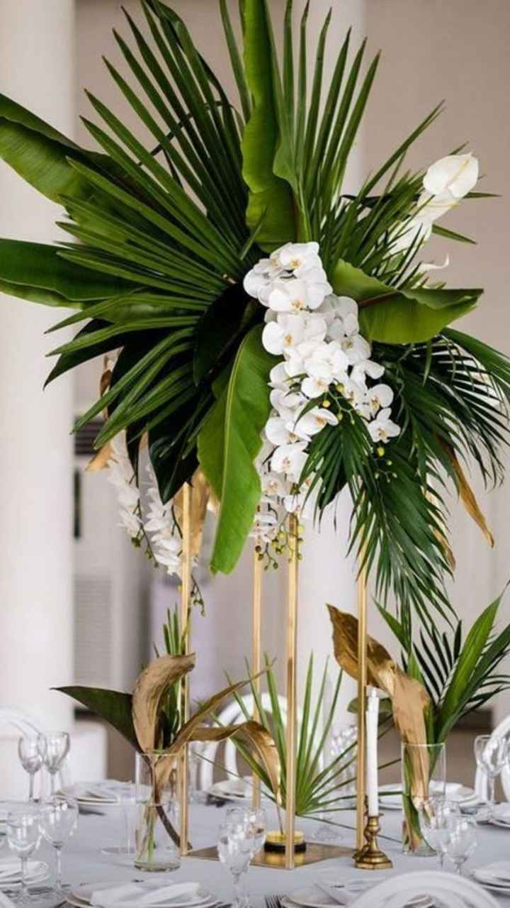 Boda estilo tropical 🌴🍍 12