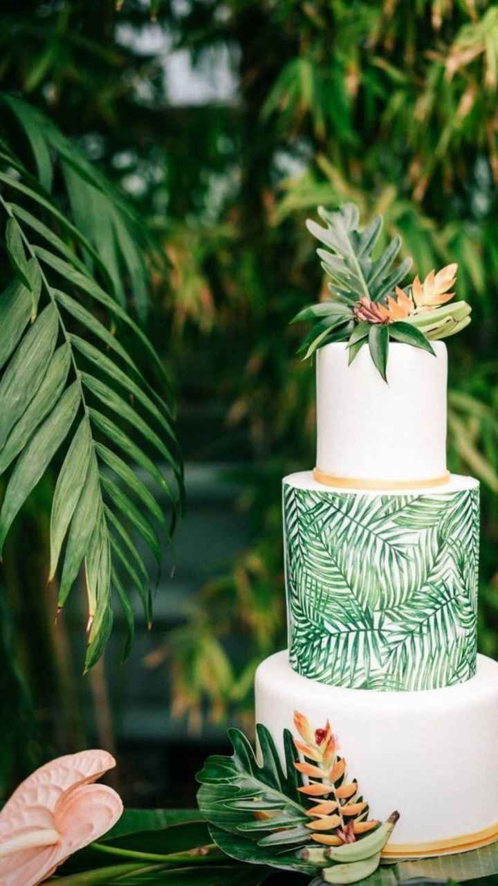 Boda estilo tropical 🌴🍍 17