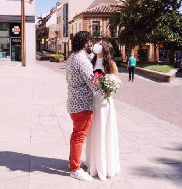 Oficialmente... matrimonio!!!! 1