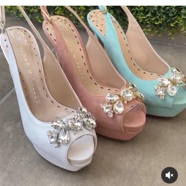 Zapatos Calenda 11