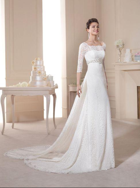 ayuda para encontrar nombre y firma de este vestido de novia - moda