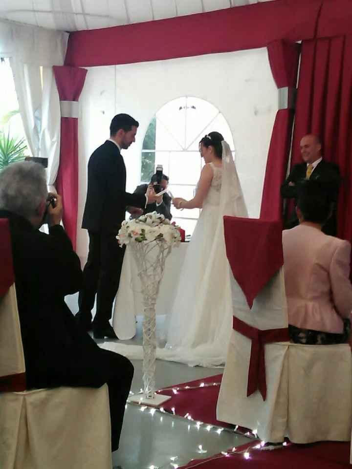 Dos semanas de casada!!! - 3