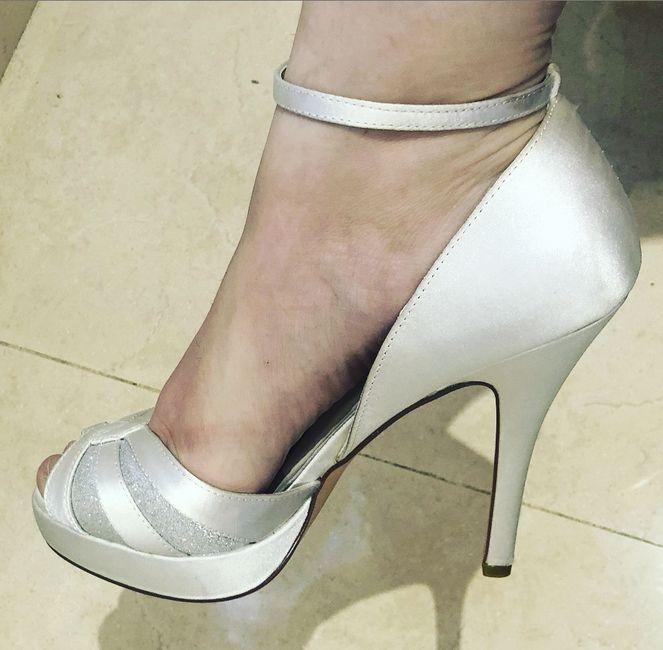 Los zapatos de todas las novias! 8