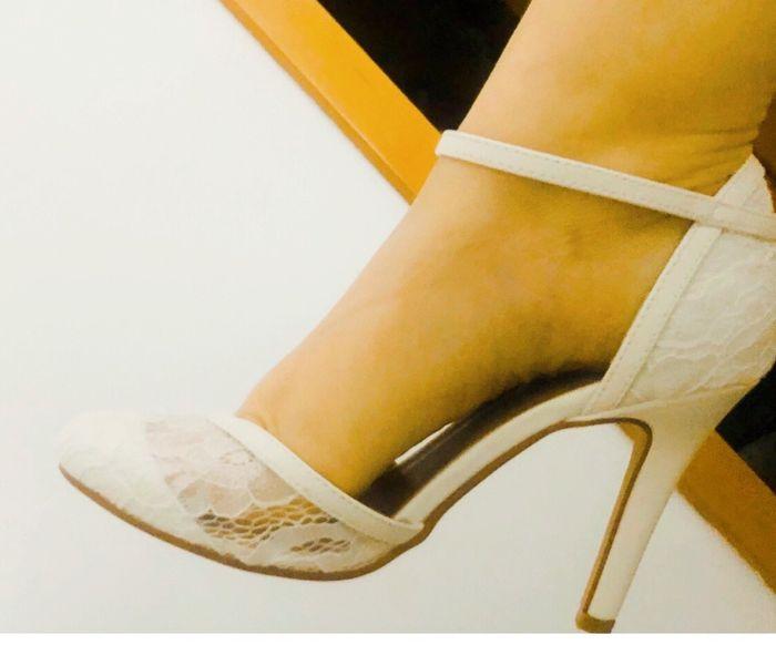 Con qué zapatos os quedaríais? 1