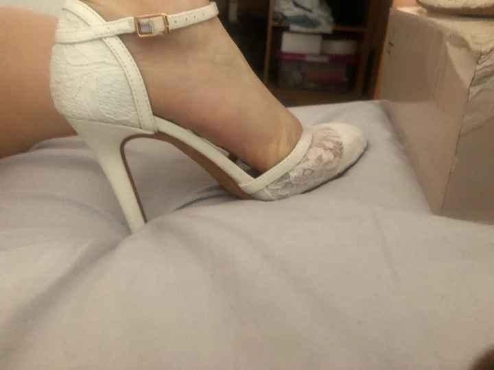¿Comprar zapatos de novia online? - 1