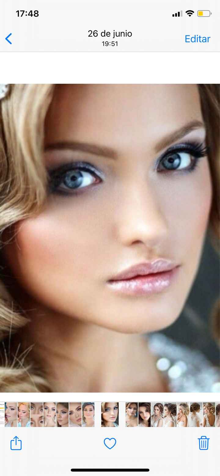 Pinta labios nude para novia - 1