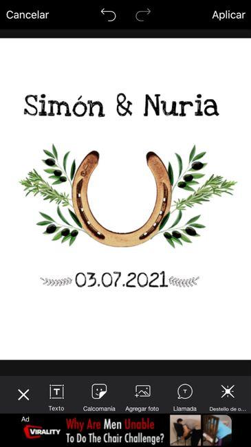 Logo pegatinas/tarjetas - Antes de la boda - Foro Bodas.net