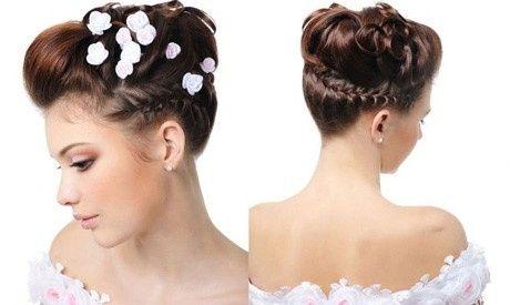 Peinados Para Novias De Pelo Corto Belleza Foro Bodasnet - Peinados-para-novias-pelo-corto