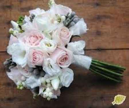 el ramo de novia