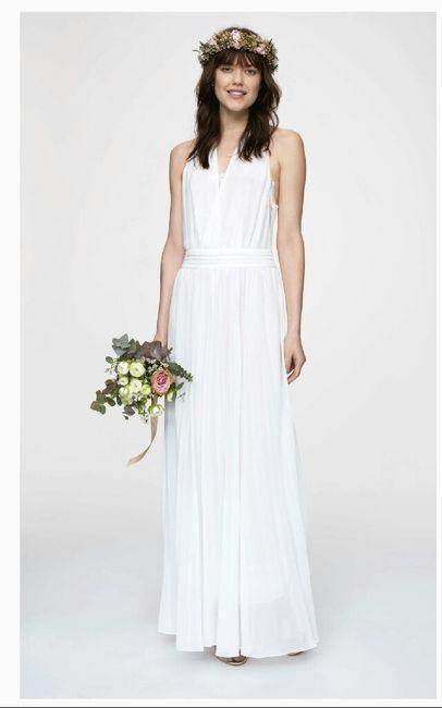 vestido de novia low-cost de kiabi - moda nupcial - foro bodas