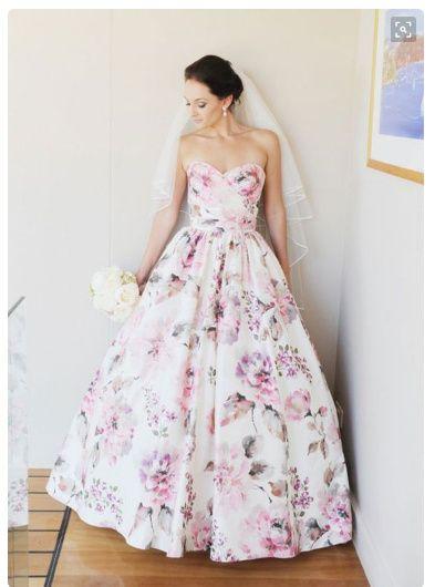 inspiración: vestidos para novias poco convencionales - moda nupcial
