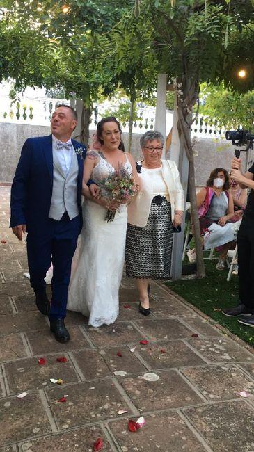 Al fin casados!! 4