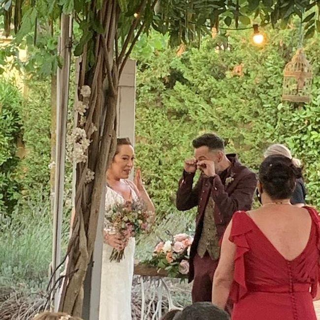 Al fin casados!! 5