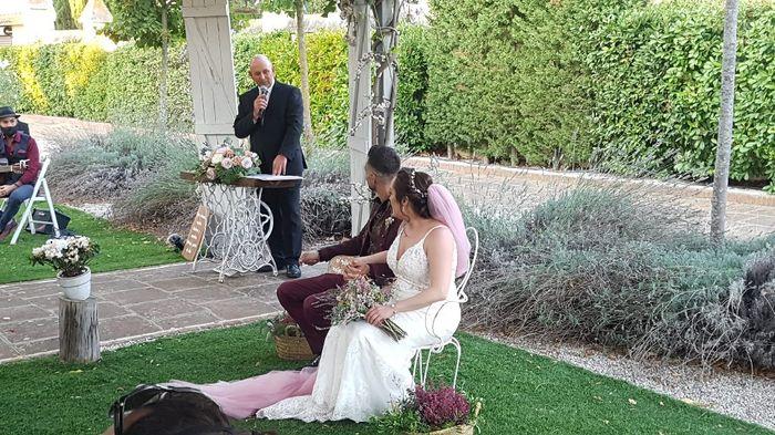 Al fin casados!! 7
