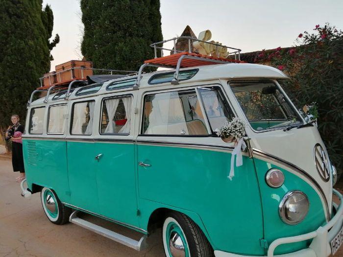 ¿Cómo será vuestro coche de bodas? - 1