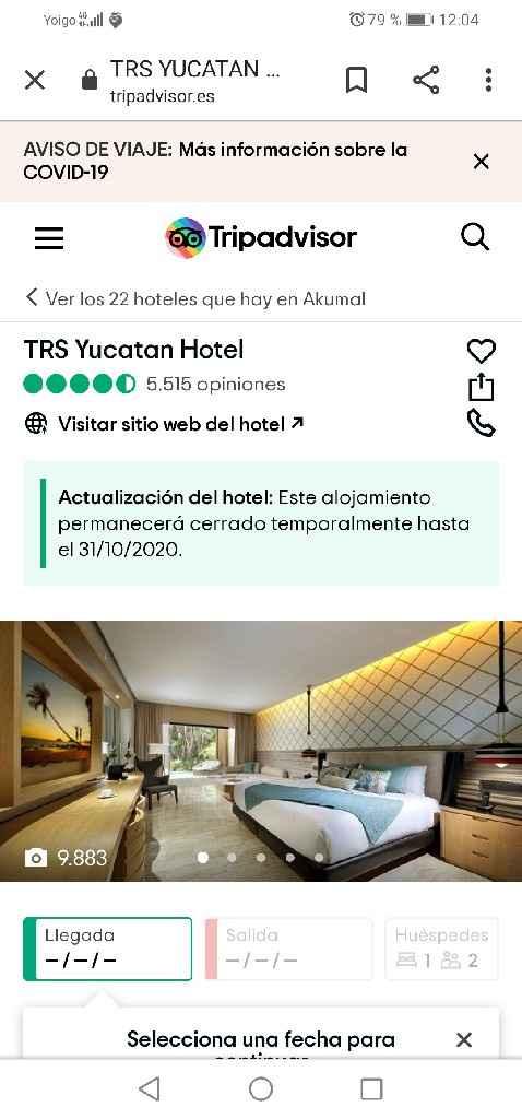 Riviera Maya octubre 2020 información general - 1