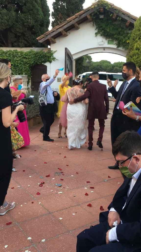 Al fin casados!! - 9