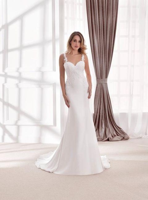 Vestido novia Vertize Gala opiniones 1