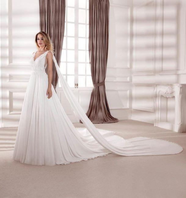 Vestido novia Vertize Gala opiniones 3