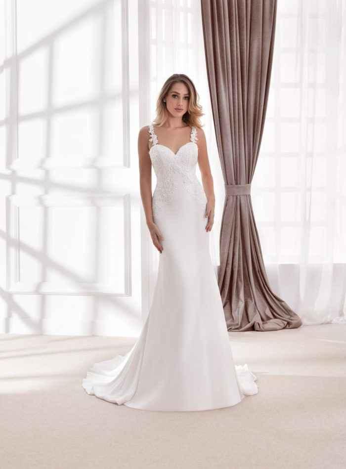 Vestido novia Vertize Gala opiniones - 1