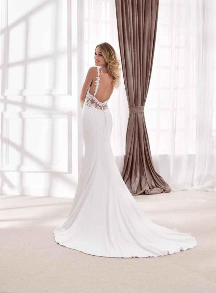 Vestido novia Vertize Gala opiniones - 2