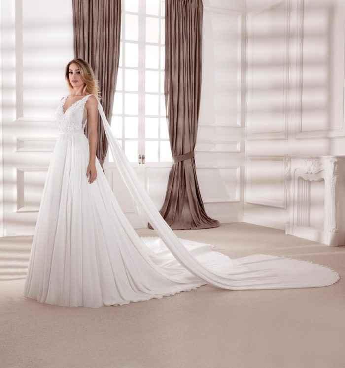 Vestido novia Vertize Gala opiniones - 3