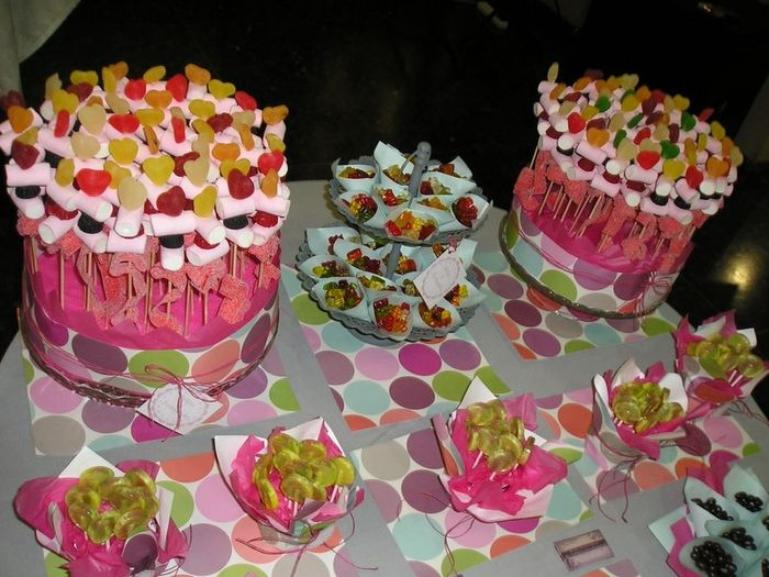 brocheta de chuches