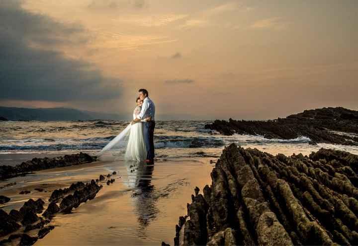 Honeymoon 2.0 para el primer aniversario + Postboda - 1