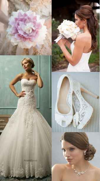 Mi look de novia bodas.net :D