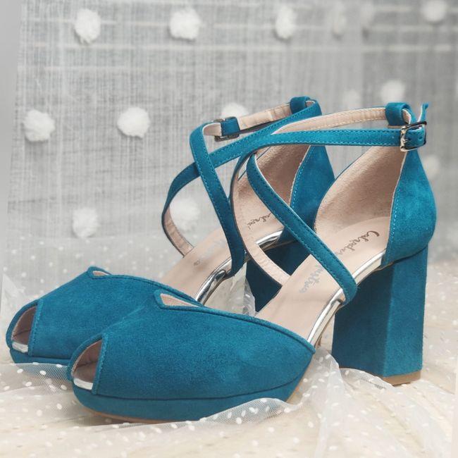 Zapatos de ensueño. Calzados Austria 1