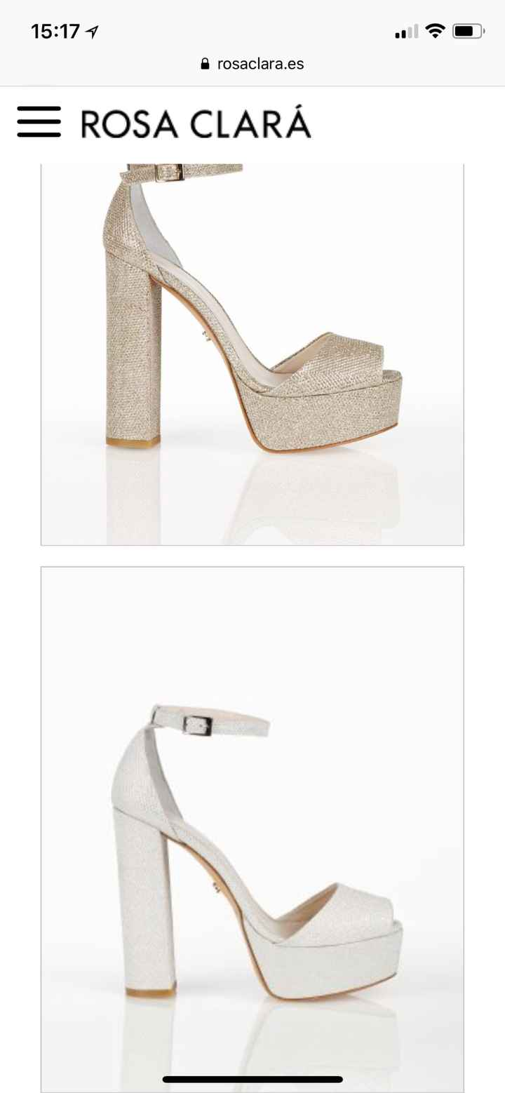 Que zapatos??? - 1
