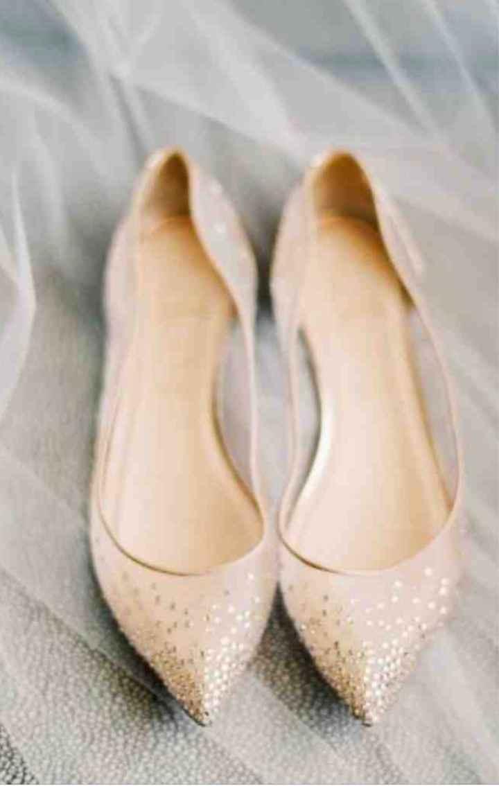 ¿Opciones para una novia que nunca lleva tacones? - 1