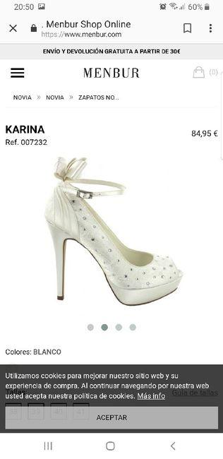 📱 Qué os parecen estos zapatos ¿👠? ¿Os gustan o no? 1