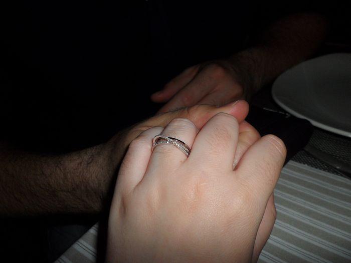 a9266521bcd6 Mi anillo de compromiso - Antes de la boda - Foro Bodas.net