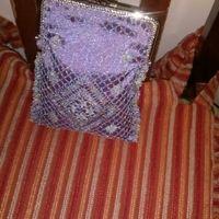 Monederos de ganchillo. regalito mujeres - 1
