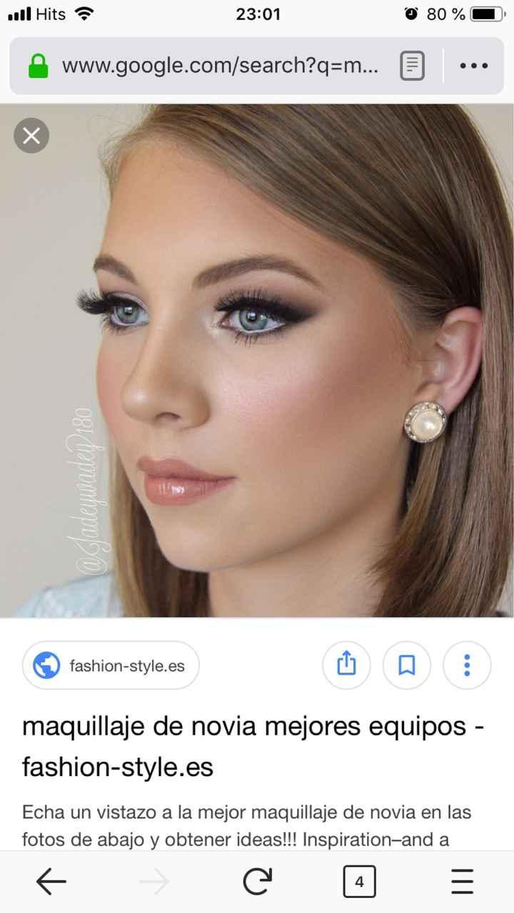 Maquillaje de Novia. - 1